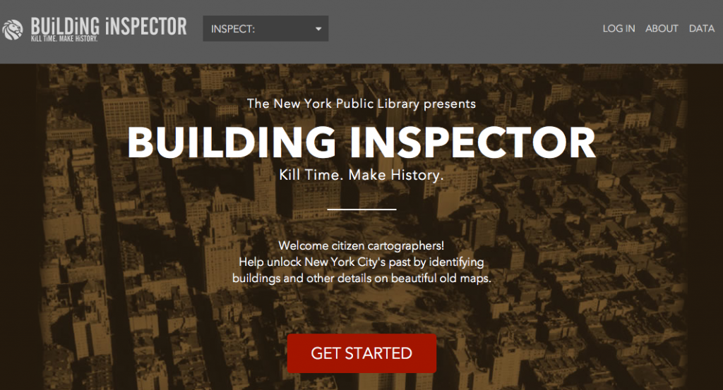 Building Inspector homepage